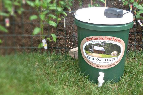 Organic compost tea healthy soil healthy plant healthy body - Best compost for flower pots solutions within reach ...
